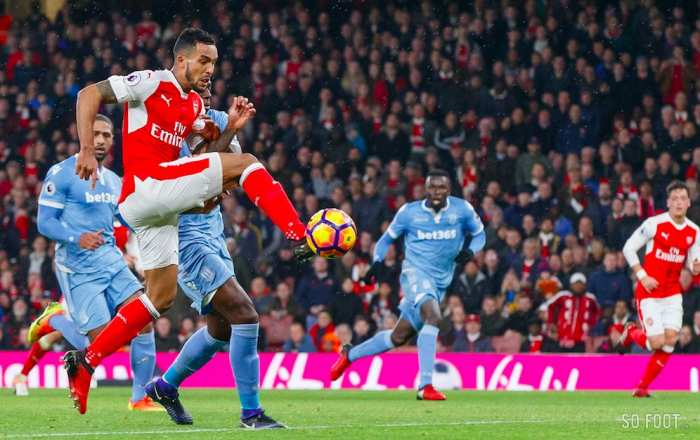 Arsenal prend la tête, Swansea se donne de l'air