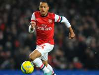 Arsenal, prolongation pour Walcott