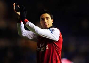 Arsenal prolonge Nasri