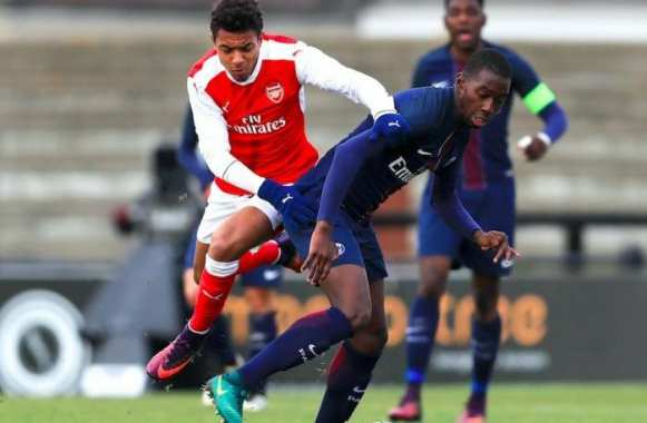 Arsenal-PSG en Youth League