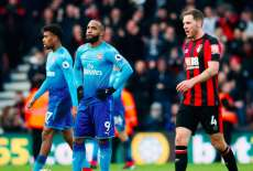 Arsenal s'effondre à Bournemouth