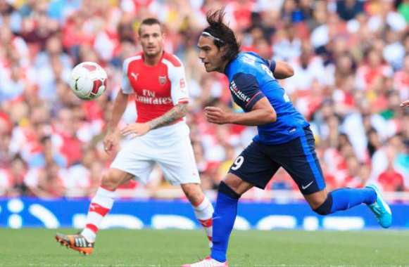 Arsenal sur Falcao