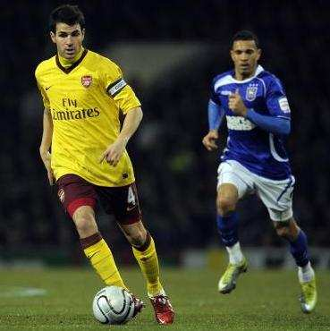 Arsenal veut la Carling Cup