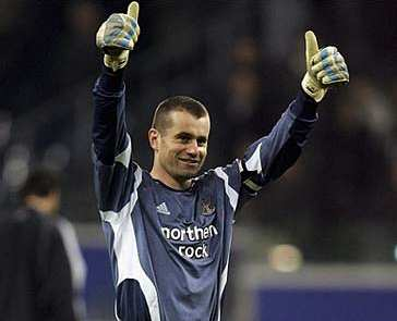 Arsenal : Wenger veut Shay Given