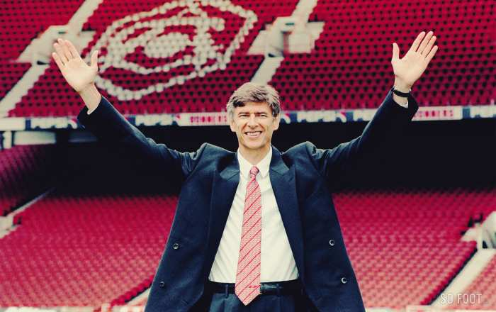 Arsène for Arsenal
