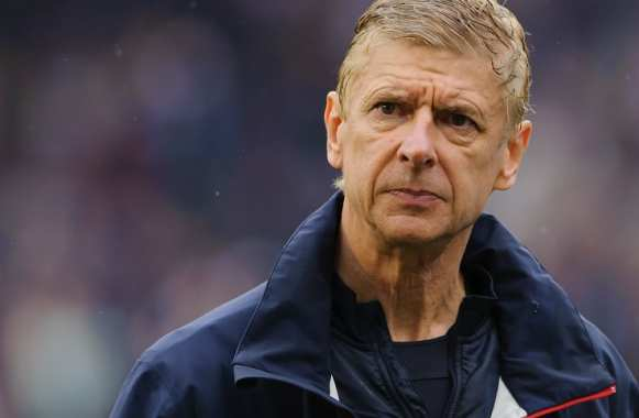 Arsène Wenger, manager d'Arsenal