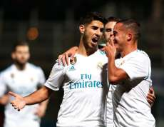 Asensio soulage les Merengues