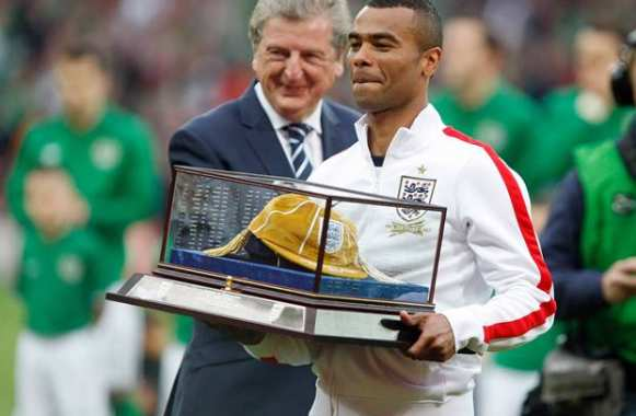 Ashley Cole prend sa retraite internationale