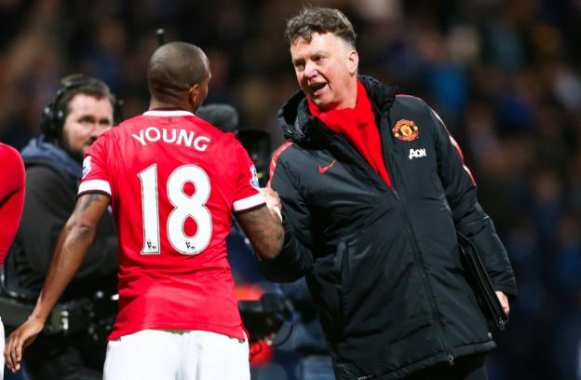 Ashley Young, grand gagnant du système Van Gaal
