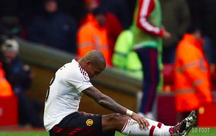 Ashley Young va être opéré à l'aine