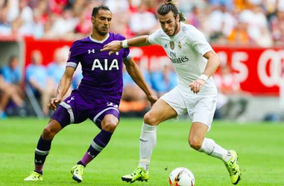 Audi Cup : Madrid tape Tottenham