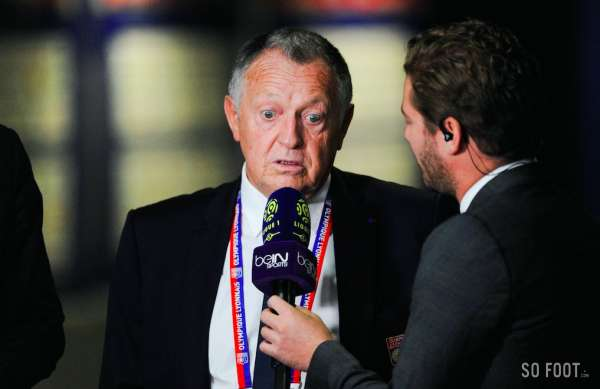 "Aulas : ""Agression incompréhensible sur nos supporters"""