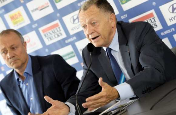 Aulas attend le fair-play financier