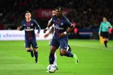 Aurier forfait pour les deux matchs