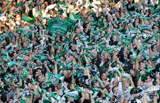 Auto-dissolution des Green Angels � Saint-�tienne