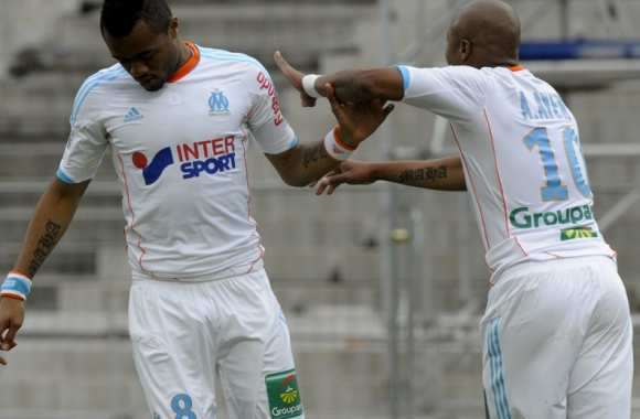 Ayew brothers (OM)