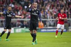Bale absent face au Bayern