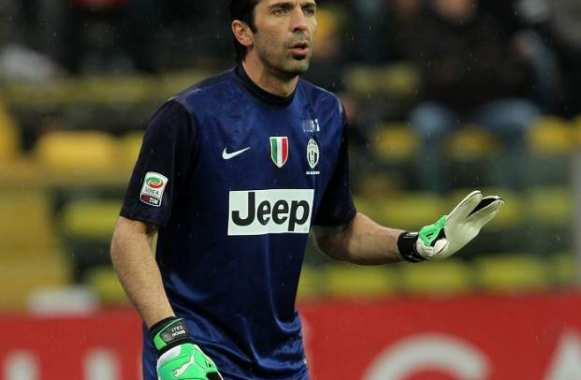 Ballon d'or : Buffon vote Pirlo