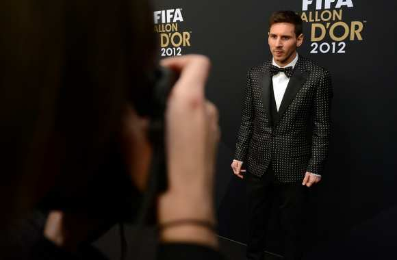 Ballon d'Or : Messi absent ?