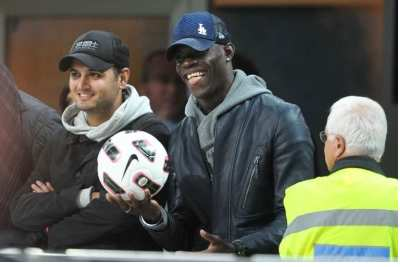 Balotelli amateur de Naples