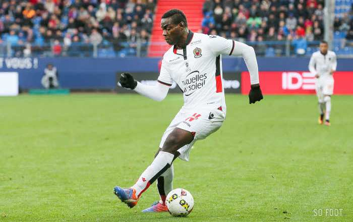 Balotelli et Naples se draguent