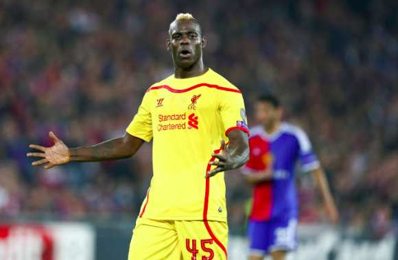 Balotelli, un second choix