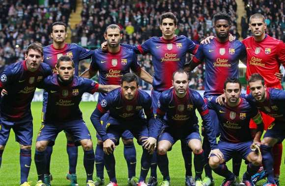 Barcelone, l'effectif le plus cher