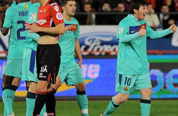 Barcelone largue le Real