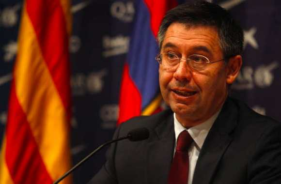 Bartomeu : « La sanction contre le Real et l'Atlético est injuste »
