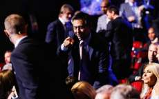 Bartomeu menacé par une mention de censure