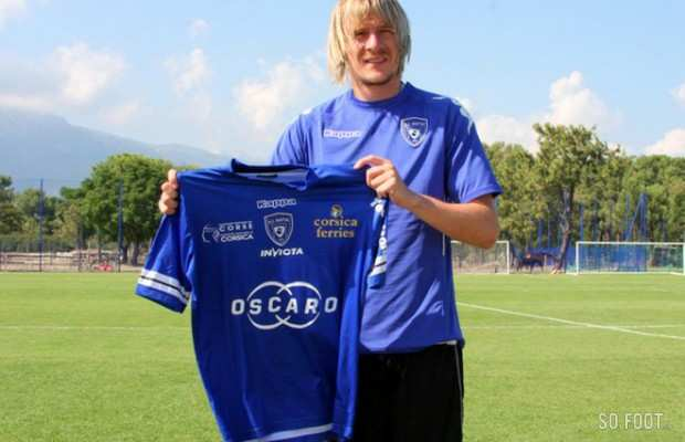 Bastia is Krasić in love