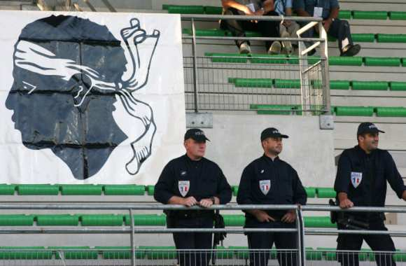Bastia-OM : affrontements en marge du match
