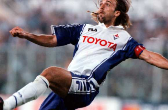 Batistuta s'engage avec Colon