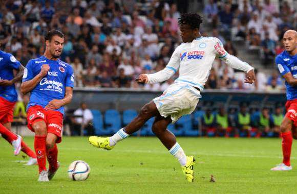 Batshuayi : prolongation en vue ?