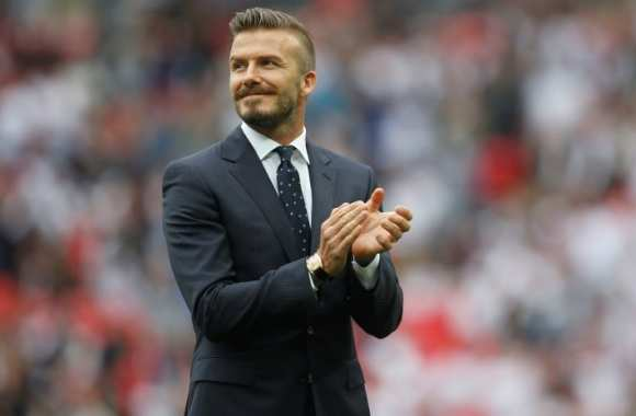 Beckham bloqué à New York