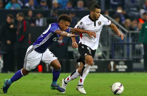 Belhanda face à son ancien club