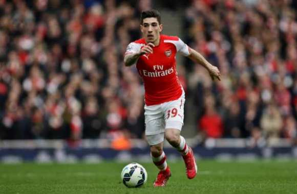 Bellerin plus vite que Bolt ?