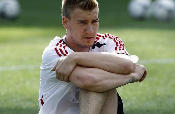 Bendtner, le futur d'Arsenal