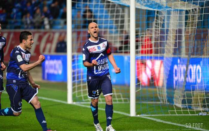 Benjamin Nivet, le franchise player de l'ESTAC