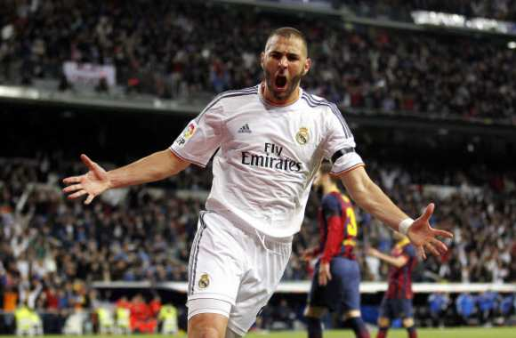 Benzema (Real)