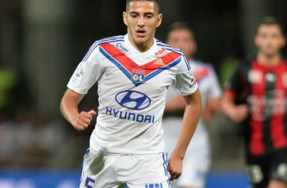Benzia, premier but en Ligue 1 pour lui