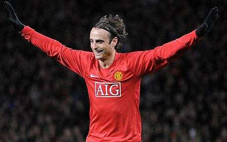 Berbatov encense les supporters ricains