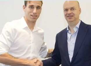 Biglia officiellement rossonero