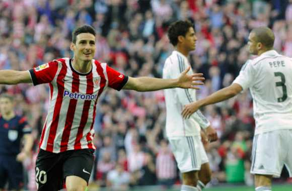 Bilbao crucifie le Real Madrid