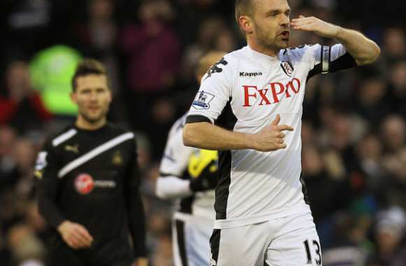 Blackburn engage Danny Murphy