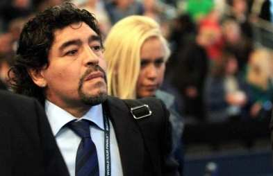 Blackburn-Maradona : le boss dément