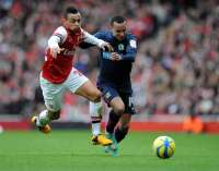 Blackburn noircit la saison d�Arsenal