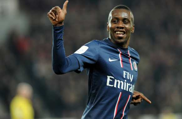 Blaise Matuidi, joueur du team Orange