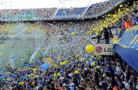 Boca Juniors airlines