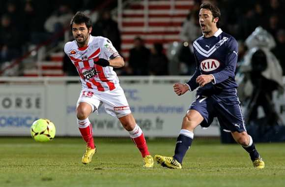 Bordeaux s'incline 1-0 à Ajaccio